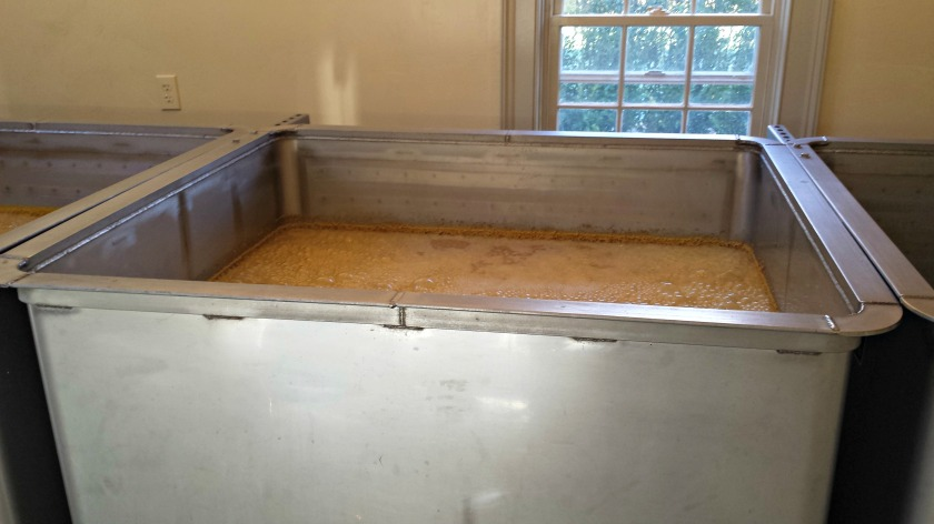 Hillrock Fermentation Tank