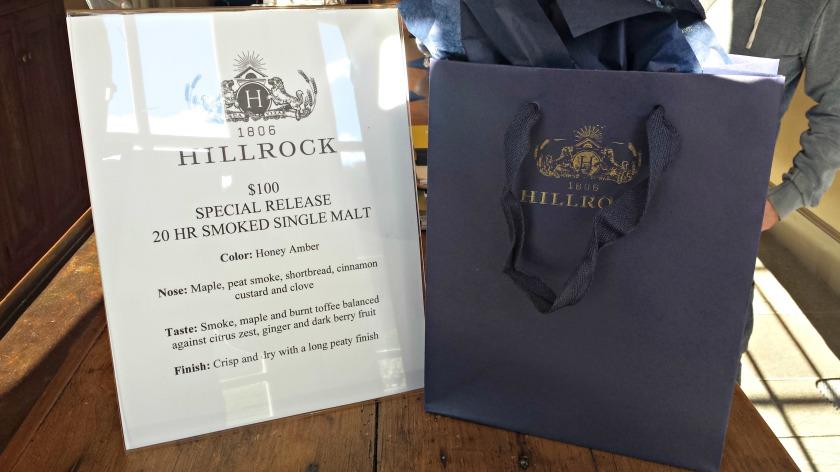 Hillrock Smoky