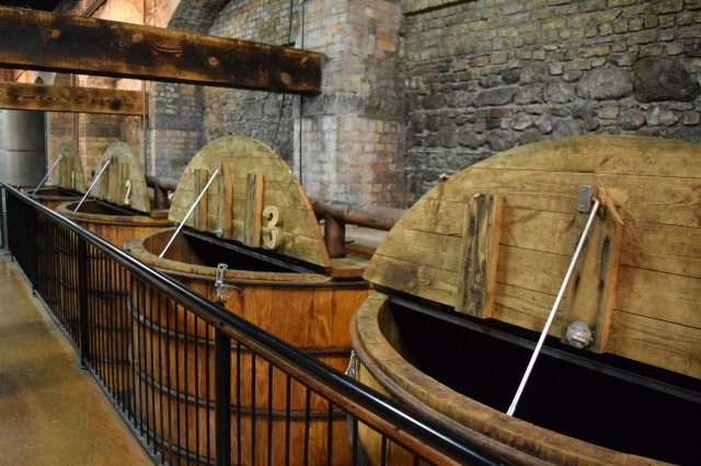 Kilbeggan washbacks