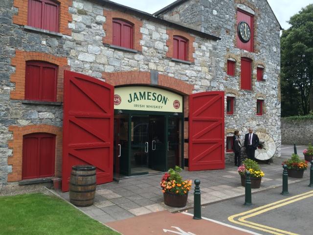 Jameson Midleton Distillery